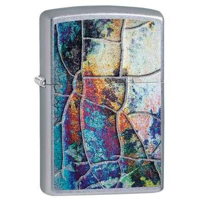Зажигалка Zippo Rust Patina Design 29897