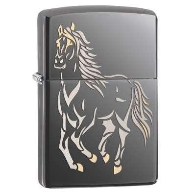 Зажигалка Zippo Running Horse 28645