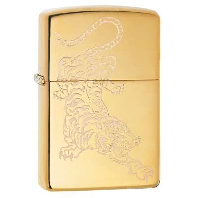 Зажигалка Zippo Tattoo Tiger 29884