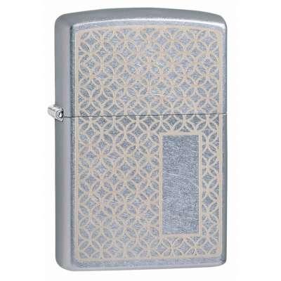 Зажигалка Zippo (Зиппо) Pattern Panel Design 49212
