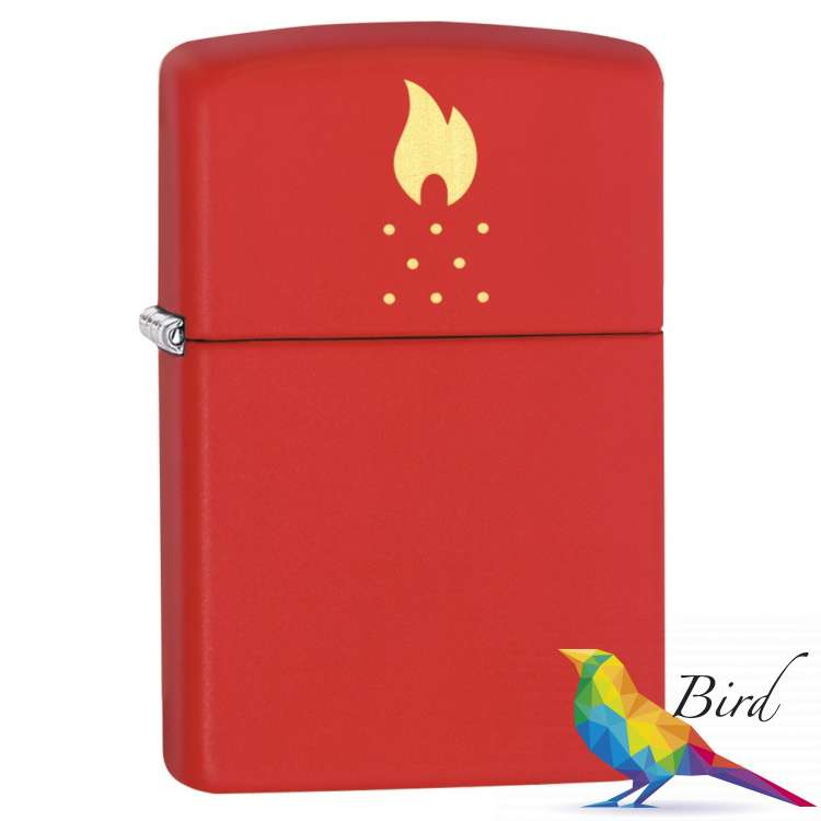 Фото Зажигалка Zippo (Зиппо) Chimney Holes Design 49231 | Интернет магазин Bird.in.ua