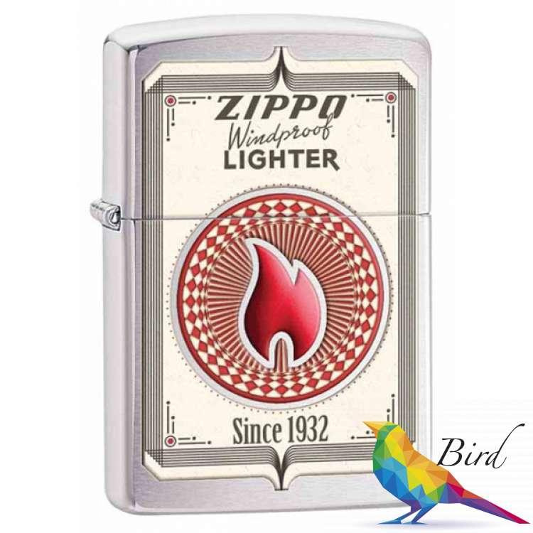 Фото Зажигалка Zippo Trading Cards 28831 | Интернет магазин Bird.in.ua
