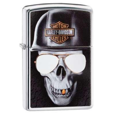 Зажигалка Zippo Harley-Davidson 29739