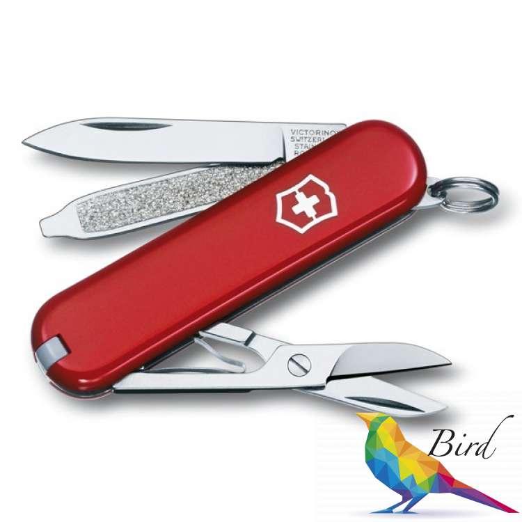 Фото Складной нож-брелок Victorinox Classic Sd 0.6223 | Интернет магазин Bird.in.ua