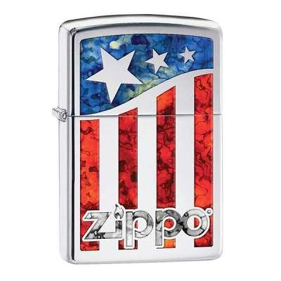 Зажигалка Zippo US Flag 29095