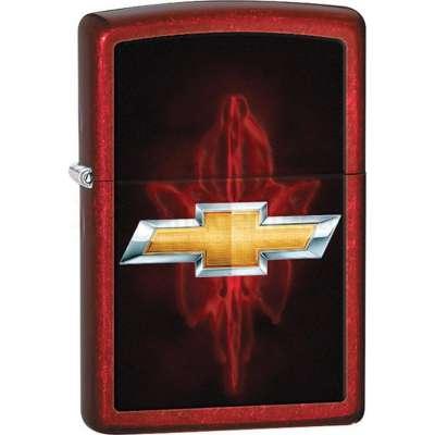 Зажигалка Zippo Chevy Candy Apple Red 28636
