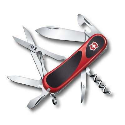 Складной нож Victorinox EvoGrip 14 2.3903.C