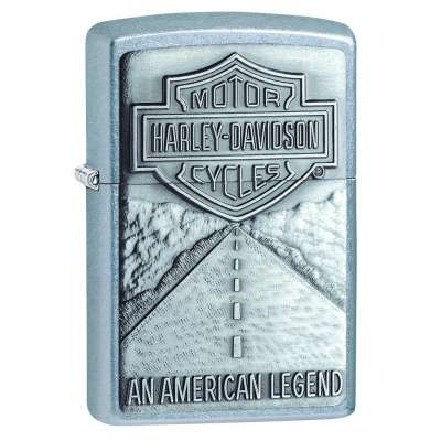 Зажигалка Zippo HARLEY DAVIDSON American Legend 20229