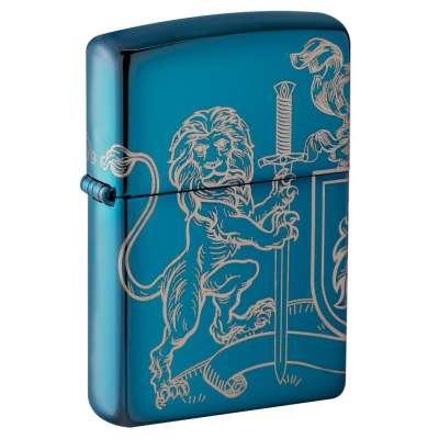 Зажигалка  Zippo Medieval Coat of Arms Design 49126