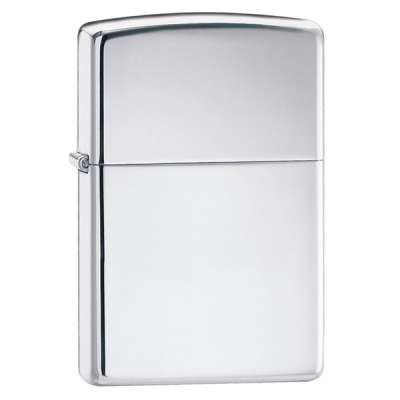 Зажигалка Zippo HIGH POLISH CHROME 250