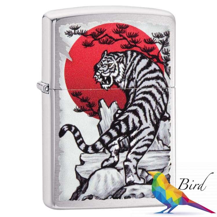 Фото Зажигалка Zippo Asian Tiger 29889 | Интернет магазин Bird.in.ua