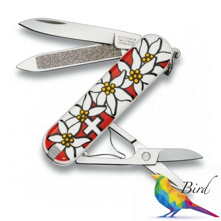 Фото Складной нож-брелок Victorinox Classic 06203.840   Интернет магазин Bird.in.ua