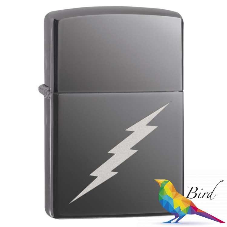 Фото Зажигалка Zippo Lightening Bolt Design 29734 | Интернет магазин Bird.in.ua