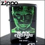 Фото Зажигалка Zippo BLACK EYED PEAS 28026 | Интернет магазин Bird.in.ua