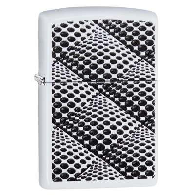 Зажигалка Zippo Dots and Boxes 29416