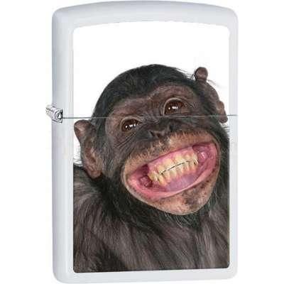 Зажигалка Zippo Monkey Grin 28661