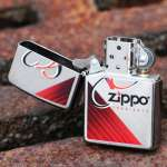 Фото Зажигалка Zippo 80-th ANNIVERSARY SWEEP 28192 | Интернет магазин Bird.in.ua