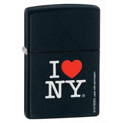 Зажигалка Zippo I LOVE NY 24798