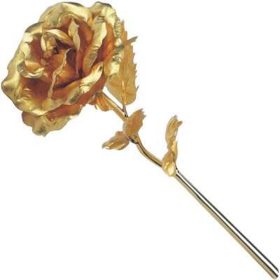 Золотая Роза Golden в подарочной коробке 701 HB