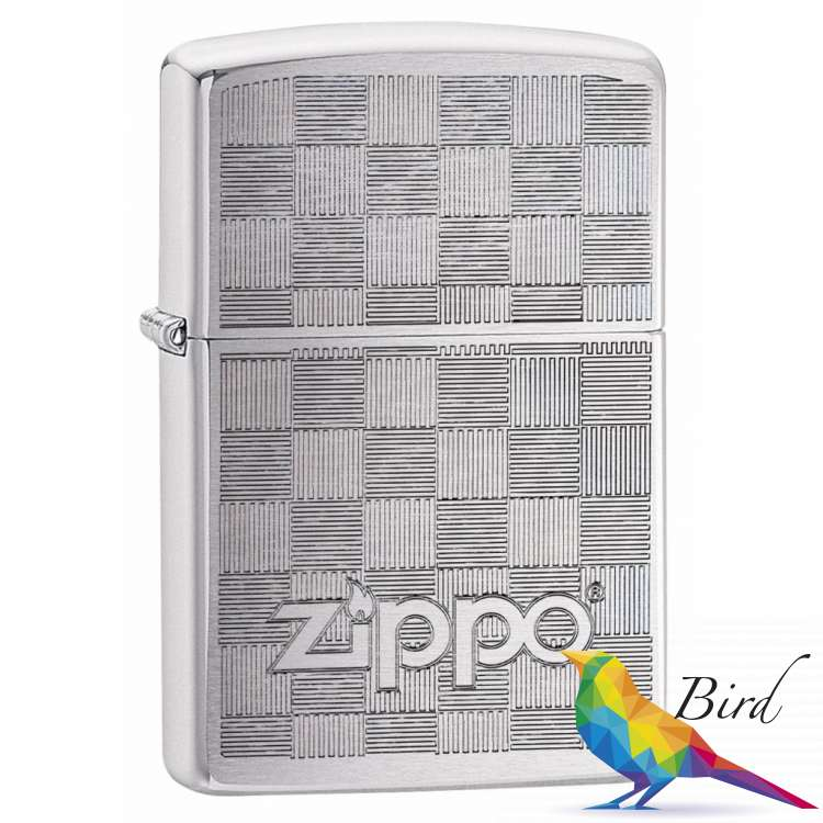 Фото Зажигалка Zippo (Зиппо) Weave Design 49205 | Интернет магазин Bird.in.ua