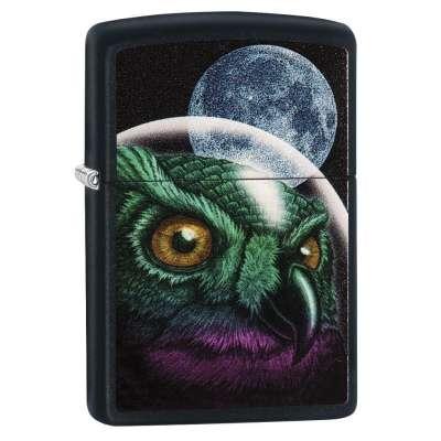 Зажигалка Zippo Space Owl 29616