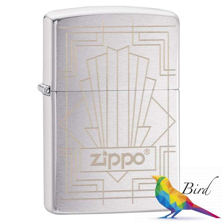 Фото Зажигалка Zippo (Зиппо) Deco Design 49206 | Интернет магазин Bird.in.ua