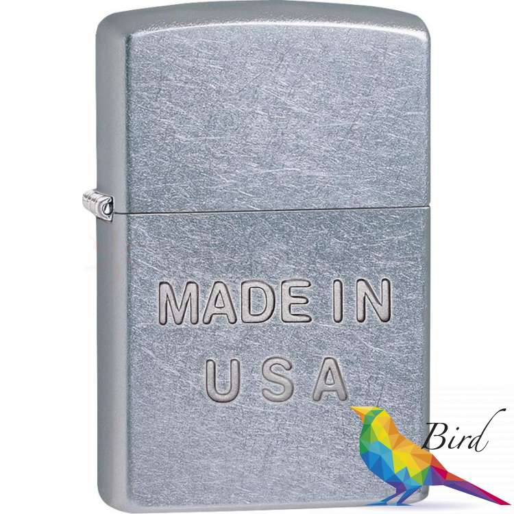 Фото Зажигалка Zippo MADE IN USA 28491 | Интернет магазин Bird.in.ua