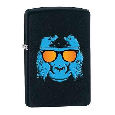 Зажигалка Zippo Ape With Shades 28861