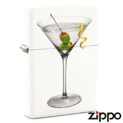 Зажигалка Zippo BS MARTINI 28271