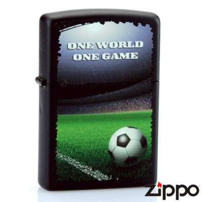 Зажигалка Zippo FOOTBALL IN STADIUM 28301