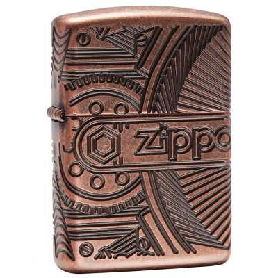 Зажигалка Zippo Gear 29523