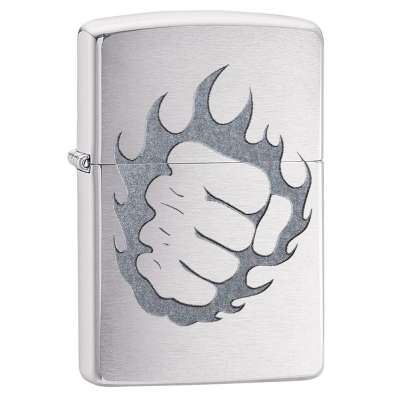 Зажигалка Zippo Tattoo Fire and Fist 29428