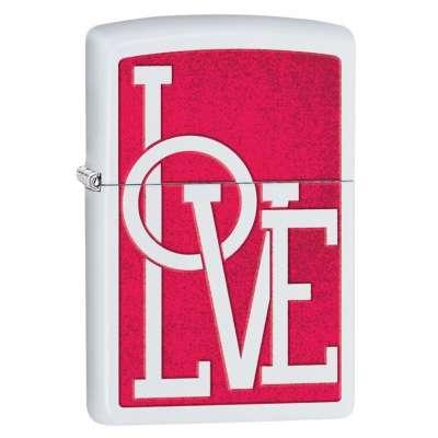 Зажигалка Zippo Love 29085
