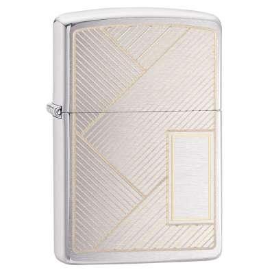 Зажигалка Zippo (Зиппо) Diagonal Stripes Design 49209