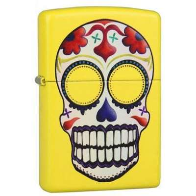 Зажигалка Zippo DAY OF THE DEAD 24894