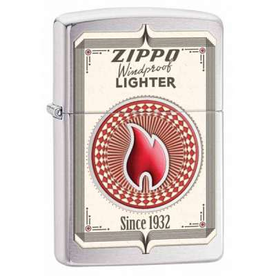 Зажигалка Zippo Trading Cards 28831