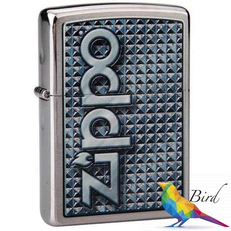 Фото Зажигалка Zippo 3D ABSTRACT 28280 | Интернет магазин Bird.in.ua