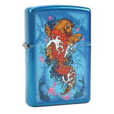 Зажигалка Zippo KIO FISH 28139