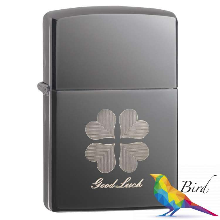 Фото Зажигалка  Zippo Good Luck Design 49120 | Интернет магазин Bird.in.ua