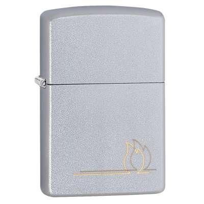 Зажигалка Zippo (Зиппо) Flame Design 49210