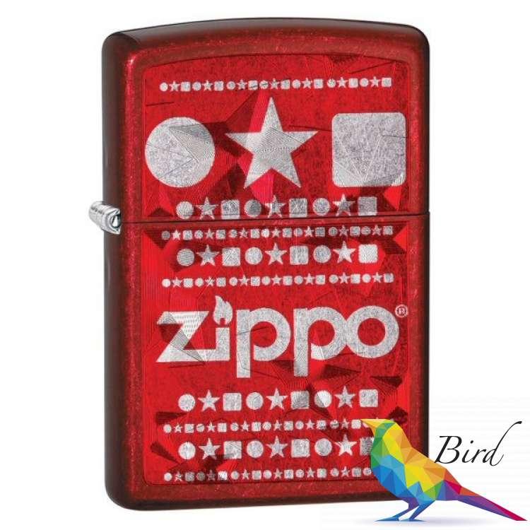 Фото Зажигалка Zippo ZIPPO LOGO 28342 | Интернет магазин Bird.in.ua