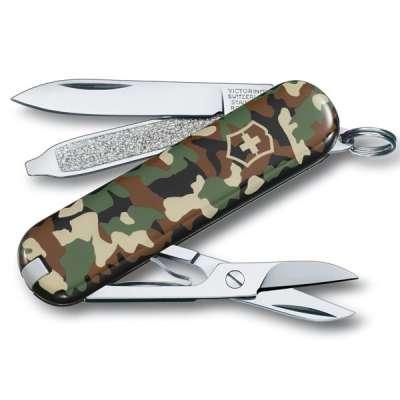 Складной нож-брелок Victorinox Classic Sd 0.6223.94