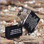 Фото Зажигалка Zippo CREED BLACK MATTE 24710 | Интернет магазин Bird.in.ua