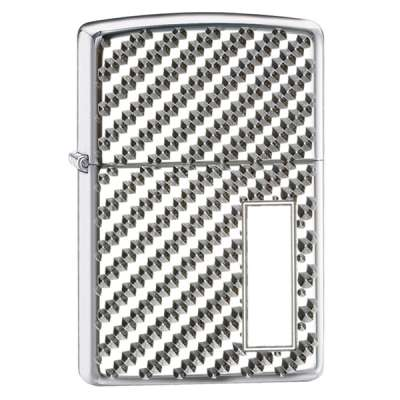 Зажигалка Zippo ENGINE TURN PEBBLE 28185
