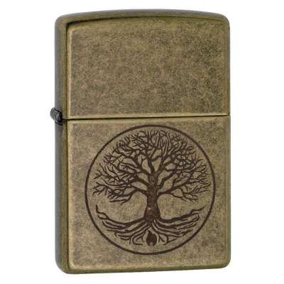 Зажигалка Zippo Tree Of Life 29149