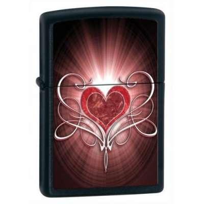 Зажигалка Zippo HEART 28043