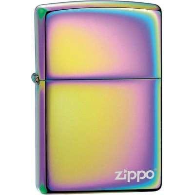 Зажигалка Zippo SPECTRUM ZIPPO LOGO 151ZL
