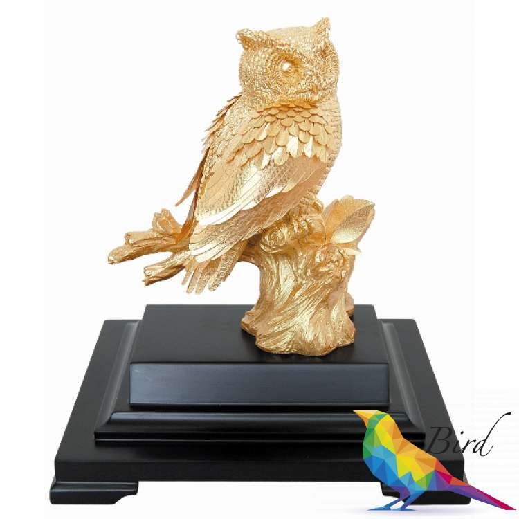 Фото Сова настольная Golden 263 HB | Интернет магазин Bird.in.ua