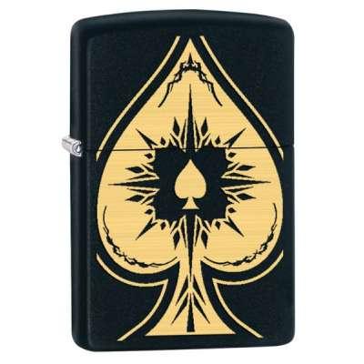 Зажигалка Zippo Ace of Spades 28662