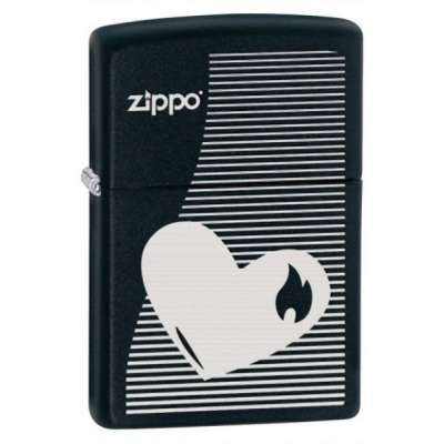 Зажигалка Zippo HEART LINES 28549